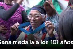 Man Kaur, la mujer que gana medallas de oro en los 100 metros planos… ¡A la edad de 101 años!