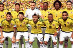 La Selección Colombia sigue entre las 5 mejores del mundo según la FIFA. ¡Qué orgullo!