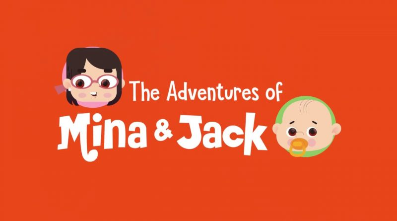 The-Adventures-of-Mina-and-Jack-The-Animated-Series-BBC-Viral-Interview-Inspired