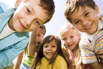 Las amistades que empiezan en el colegio pueden durar para toda la vida