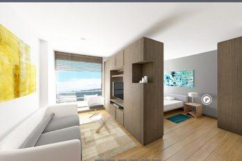 Un apartaestudio es una excelente opción para dar el primer paso en inversión inmobiliaria