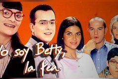 Este importante personaje del montaje de Betty la fea se retiró de la obra de teatro