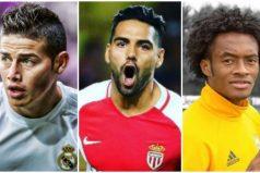 Así se jugarán las semifinales de la Champions ¿A qué colombiano quieres ver en la final?