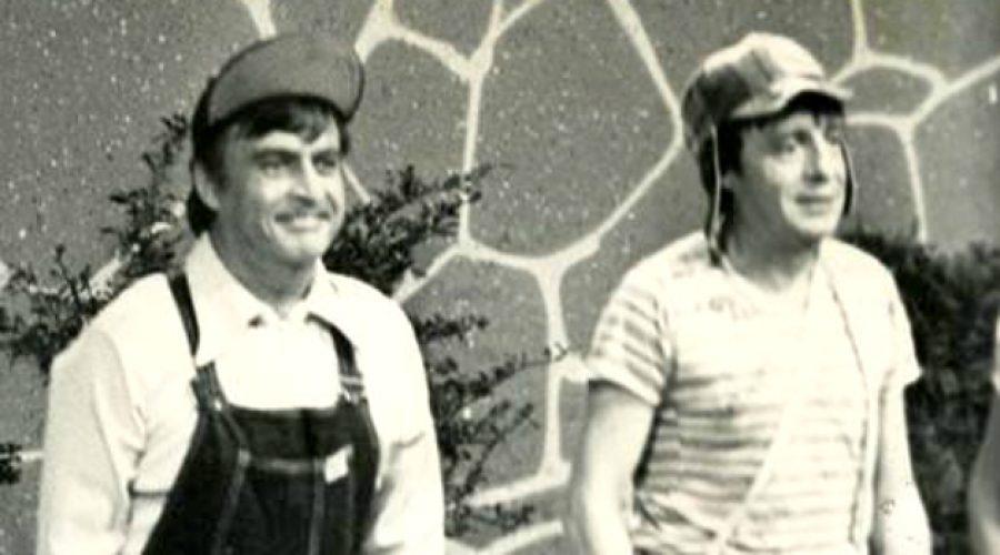 Esta foto de los dos hermanos 'Chespirito' conmueve al mundo