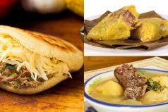 5 platos típicos perfectos para cualquier hora del día. ¡Son deliciosos!
