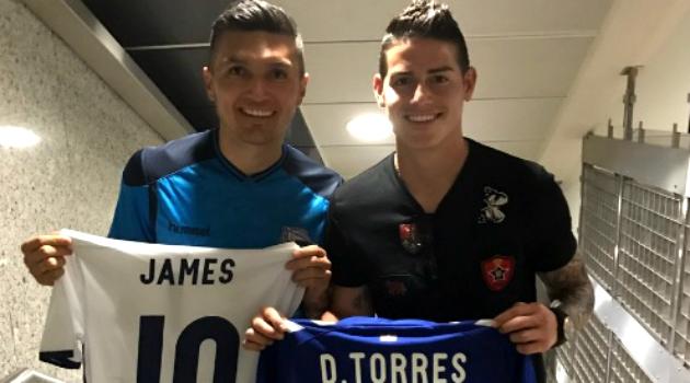 ¿Daniel Torres revela el futuro de James en este mensaje?