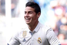 El Real Madrid enloquece con el doblete de James Rodríguez. Mira acá su reacción