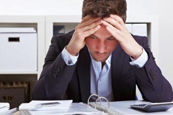 ¿Depresión en el trabajo? esto puede ser más común de lo que parece