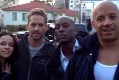 Este actor de 'Rápido y Furioso 8', sintió la presencia de Paul Walker durante la grabación de la película