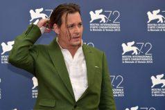 Johnny Depp repudia la pena de muerte