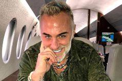 Gianluca Vacchi muestra su lujoso apartamento