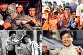 ¿Recuerdas a Jackie Chan? Más de 5 razones por la que es uno de los famosos más amados del mundo