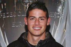 James le salva la vida a un hincha del Real Madrid