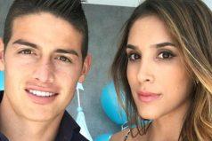 Las fotos de James Rodríguez y Daniela Ospina cuando no eran tan famosos ¡Sorprendente el cambio!