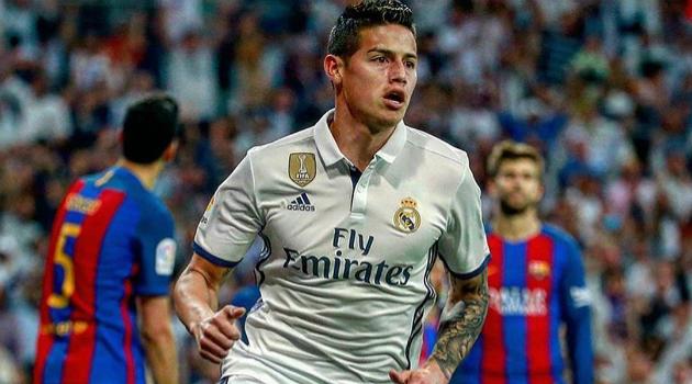 James Rodríguez podría jugar con otro colombiano la próxima temporada