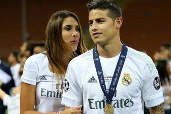 Daniela Ospina habla del futuro de James en el Real Madrid ¿seguirá vestido de blanco la próxima temporada?