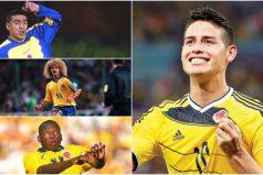 James Rodríguez, le abre la puerta del Real Madrid a un jugador colombiano