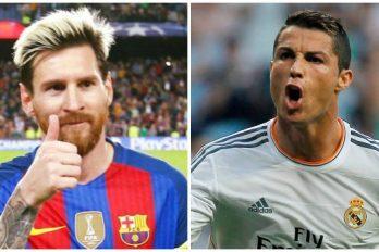 La actriz que tiene enloquecidos a Lionel Messi y a Cristiano Ronaldo