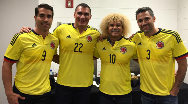 Exjugador de la Selección Colombia fue víctima de robo