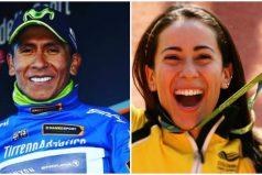 Nairo Quintana le contesta a Mariana Pajón con la humildad que lo caracteriza