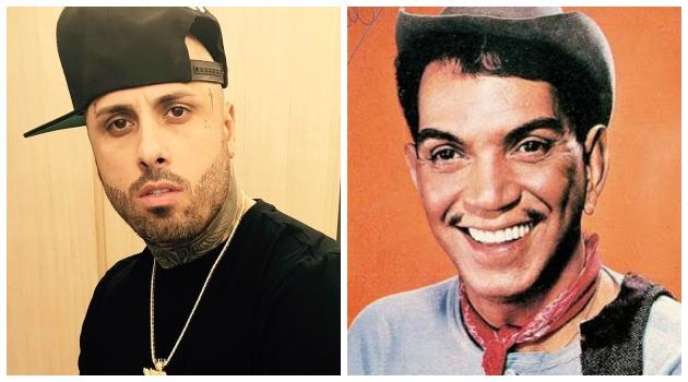 """Mira por qué comparan a Nicky Jam con """"Cantinflas"""" ¡Para reírse todo el día!"""