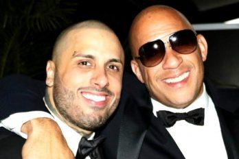 ¿Vin Diesel decidió cambiar de profesión? Lo hace muuuy bien