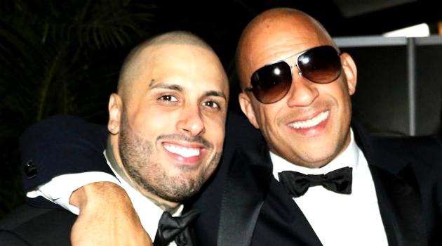 ¡Nicky Jam y Vin Diesel vuelven a estar juntos! Así suena su nueva canción