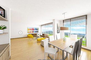 5 ventajas de vivir en un apartamento duplex