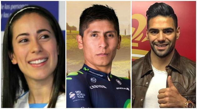 La opinión de Mariana y Falcao en cuánto a las fuertes declaraciones de Nairo