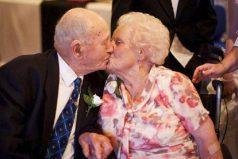 ¿Existe el amor verdadero? murieron el mismo día, ¡en su aniversario 77!