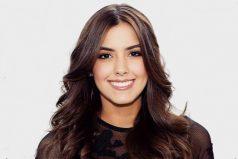 Karen, la niña que hizo llorar a la bella Paulina Vega