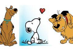¿Sabes cuál es la raza real de estos 10 perros de series animadas?