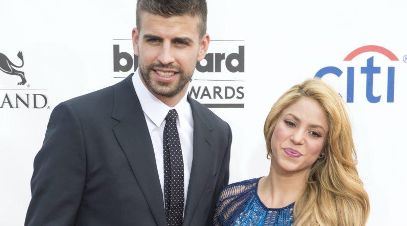 Piqué revela cuál es la parte favorita del cuerpo de Shakira