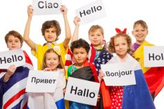 5 razones para aprender otros idiomas desde temprana edad