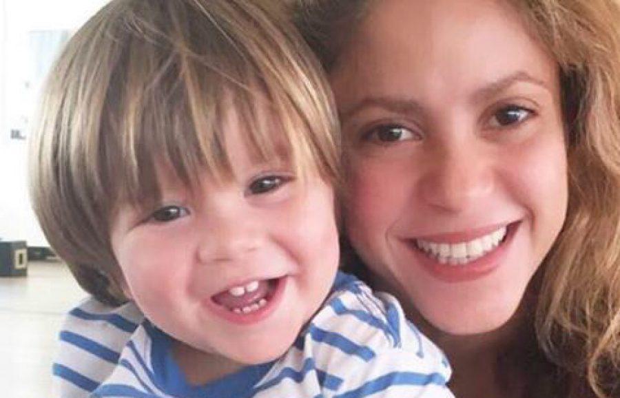 Sasha, el hijo menor de Shakira y Piqué te dejará con la boca abierta