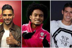Los 5 jugadores más espirituales de la Selección Colombia