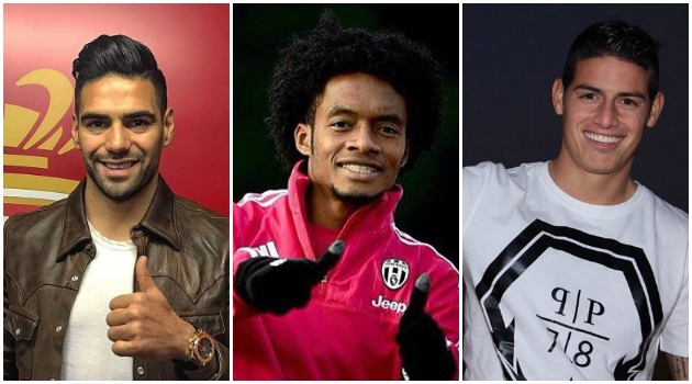 Los jugadores más espirituales de la Selección Colombia