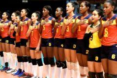 Colombia campeón del Panamericano de voleibol femenino ¡Histórico!