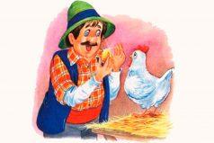 ¿Recuerdas la gallina de los huevos de oro? Más de 5 cosas que no sabías de esta fábula