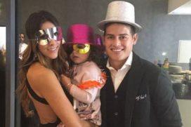 """Daniela Ospina habla del """"divorcio con James"""" y de su segundo hijo , ¡muuuy buenas respuestas!"""