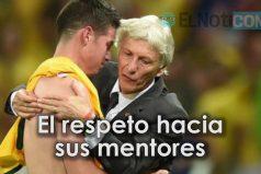 6 razones por las que James Rodríguez es uno de los jugadores más queridos del mundo