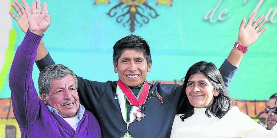 5 momentos de la vida de Nairo que lo hicieron el campeón de los colombianos, ¡GRANDE DE GRANDES!