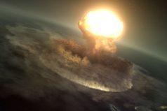 """Por qué el asteroide que provocó la extinción de los dinosaurios cayó """"en el peor lugar posible"""" de la Tierra"""