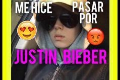 ¡Increíble! Youtuber de Costa Rica se disfraza de J Bieber… ¡Y genera impresionante alboroto!