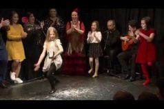El video por el que todos querrán aprender a bailar flamenco. ¡La pasión de estas jóvenes bailaoras te atrapará!