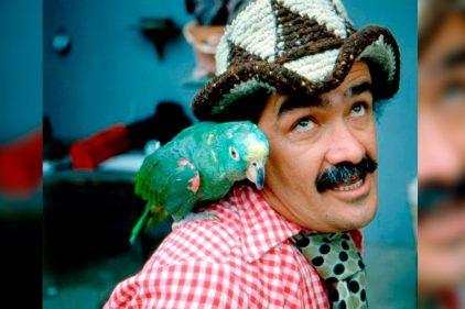 Falleció el actor Héctor Ulloa. El homenaje a Don Chinche que te hará llorar de nostalgia