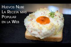 Huevos nube, la nueva delicia que conquista las redes sociales… ¡Sin carbohidratos!