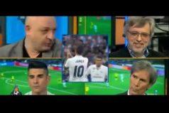 """""""¡Lo que hemos perdido!"""" Esto es lo que piensan los españoles de la posible salida de James del Real Madrid"""