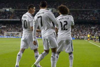 Esta sería la condición para que James se quede en el Real Madrid