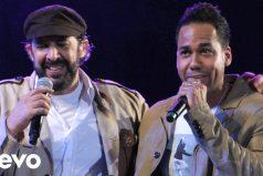 ¿Te gusta Juan Luis Guerra? Su versión de 'Frío, frío' con Romeo Santos… ¡Tiene más de 100 mil reproducciones en Youtube!